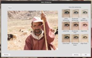 GIMP - Beautify i manipulacje na skórze