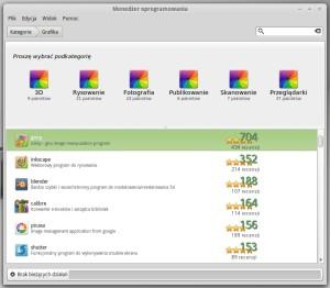 Mint Install - menadżer pakietów