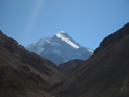 Aconcagua 6961 m n.p.m.
