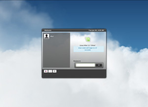 Linux Mint i MDM