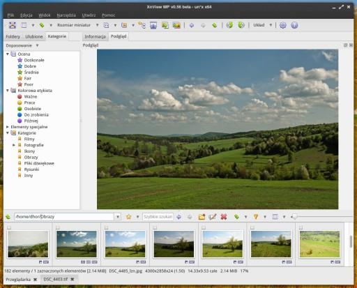 XnViewMP 0.56 dla fotografa wymagającego