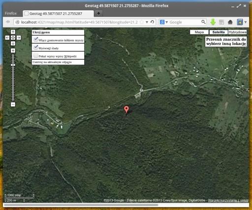 Geotag - jak nie zbłądzić z aparatem