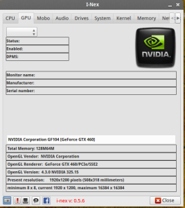 I-Nex - GPU - nie zawsze dokładnie
