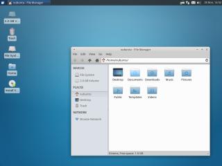 Xubuntu 14.04 LTS