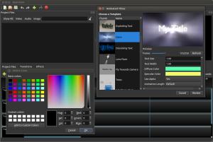 OpenShot i animacje