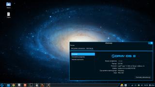 Zorin OS 9 w minimalistycznej acz atrakcyjnej postaci