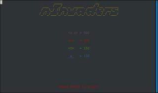 Ninvaders #1