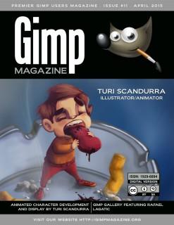 GIMP Magazine #11