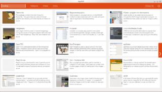App Grid - z gracjąwśród aplikacji