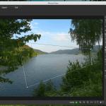 PhotoFlow 0.2.3 – odszumianie, perspektywa i LMMSE