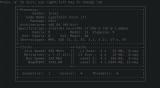 CPU-X - w terminalu teżmożna