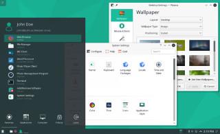 Manjaro 15.12 KDE
