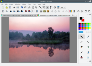 PhotoFlitre LX 0.9.0