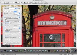 Iridient Developer w wersji dla OS X