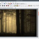 PhotoFiltre LX 1.0 w pół drogi