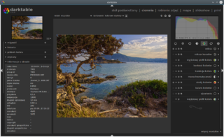Darktable 2.0.6