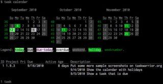 task calendar i proszę, wszystko jasne