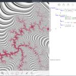 Hodowla fraktali w NextFractal 1.3.0