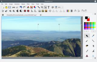 PhotoFiltre LX 1.0.1 - a jednak opensource