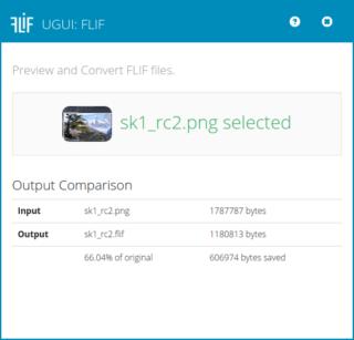 FLIF GUI