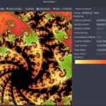 FractalNow 0.8.1 – nieoczywiste stany pikseli