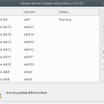 Ubuntu Kernel Upgrade Utility czyli kup pan kernel