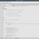 Cudny CudaText 1.7.1