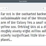Łowca fontów TypeCatcher 0.2
