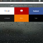 Yandex Browser 17.3.2.362 i nieco adrenaliny
