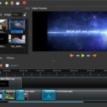 OpenShot 2.4.2 i efektów bez liku