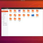 Yaru z Ubuntu 18.10