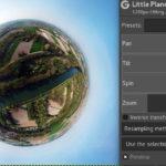 GIMP 2.10.6 i kilka filtrów