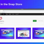 Opera 54 w Snap Store