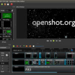 OpenShot 2.4.3 na dobrym kursie