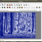 Nie ma PhotoFiltre LX, jest PhotoFlare 1.5.5.1