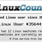 Kto nas zliczy? Linuxcounter.net na bocznicy