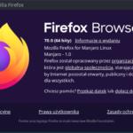 Firefox 70 czyli gdzie fanfary